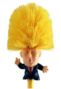 trump brush